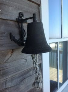 Old Bell at Whale Creek Marina